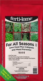 Fertilome All Seasons Lawn Food