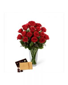 Traditional Rose Package