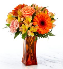 The Orange Essence Bouquet