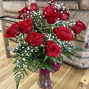 Standard Rose Arrangement