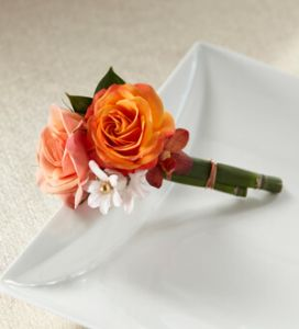 The Sunset Dream Boutonniere